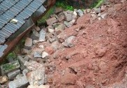 Heavy rain lashes Bhatkal: normal life hit, water rushes into houses, damages reported
