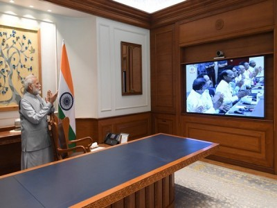 Every Indian immensely proud today: PM Modi after Chandrayaan-2 launch