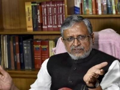 سہاراگروپ کے ساتھ تبادلہ خیال جاری، حکومت کاروائی کرسکتی ہے:سشیل کمارمودی