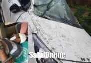 کمٹہ میں کار اُلٹ گئی؛ بھٹکل کے دو نوجوان زخمی؛ مینگلور شفٹ