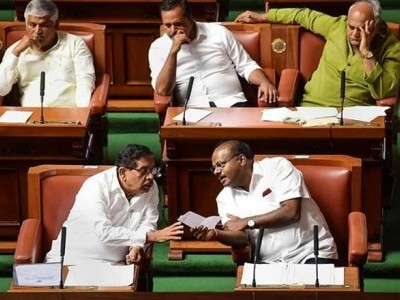 Kumaraswamy loses trust vote; Karnataka govt falls