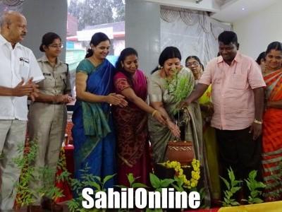 Udupi District In-charge Minister Jayamala inaugurates 'Swacchameva Jayathe and Jalamrutha Campaign' at Brahmavar