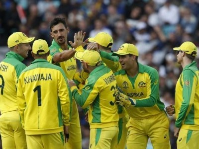 ICC CWC'19: Aaron Finch's 153 helps Australia clinch win vs Sri Lanka