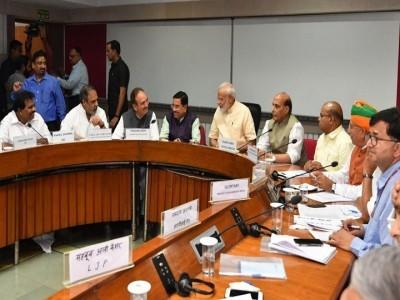 All-party meet: Opposition demands debate on unemployment, farm distress