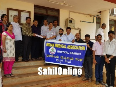 Medical services in Bhatkal hit as doctors protest