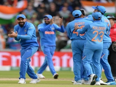 ವಿಶ್ವಕಪ್ ಕ್ರಿಕೆಟ್: ಪಾಕ್ ವಿರುದ್ಧ ಟೀಂ ಇಂಡಿಯಾಗೆ 7ನೇ ಐತಿಹಾಸಿಕ ಗೆಲುವು