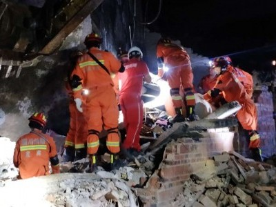 11 dead, 122 injured as strong 6.0 magnitude earthquake hits China