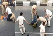 Clash between Sikh tempo driver, Delhi cops: Protests outside Mukherjee Nagar police station