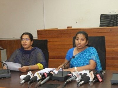 Child helpline to be popularised more: DC Hephsiba Rani Korlapati