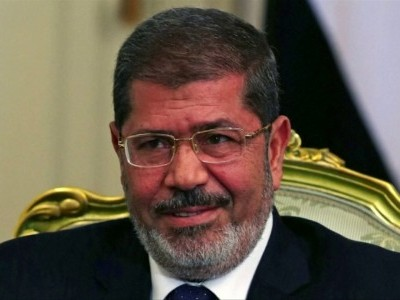 Egypt's former President Morsi dies after court hearing