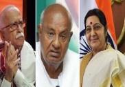 Veterans LK Advani, Sushma Swaraj, Deve Gowda missed in 17th Lok Sabha