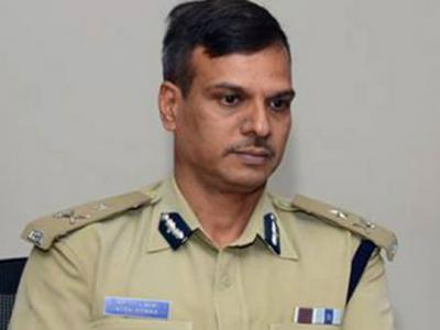 K'taka IPS reshuffle: Alok Kumar appointed Bengaluru police commissioner