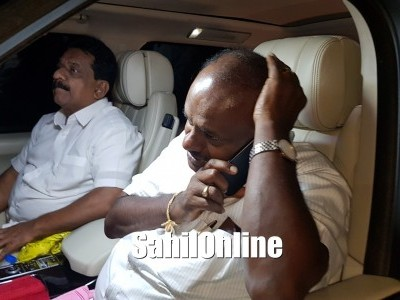 Can't express pain I go through every day: HD Kumaraswamy