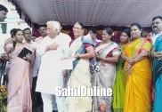 Minister R V Deshpande inaugurates Kapu's multi-purpose cyclone shelter home