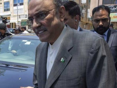 Stop arresting me, it will create fear, says former Pakistan President Asif Ali Zardari