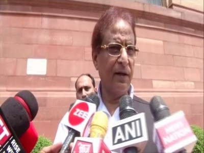 Muslims are bigger patriots: Azam Khan