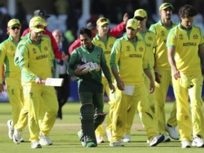 آسٹریلیا نے بنگلہ دیش کو 48 رنز سے شکست دیدی