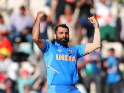 Shami Registers Last-Over Hattrick As India Beat Afghanistan In Last-Over Thriller