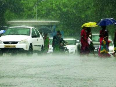 Heavy rain lashes coastal Karnataka