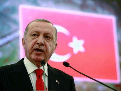 Turkey won't stop Syria operation despite threats: Recep Tayyip Erdogan