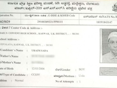 In 2 months, SSLC student grows younger, denied hall ticket