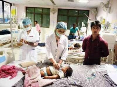 بہار میں بچوں کی موت کا معاملہ: سپریم کورٹ نے تشویش ظاہر کی، مرکز، بہار اور یو پی حکومت سے سات دنوں میں مانگا جواب