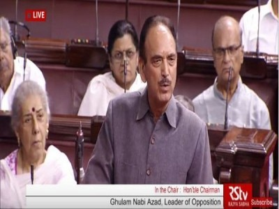 Return 'our old India' with a culture of love; keep your 'New India' where humans are afraid of humans: Ghulam Nabi Azad