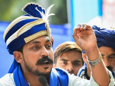 Bhim Army chief Chandrashekhar Azad mounts first attack on Mayawati