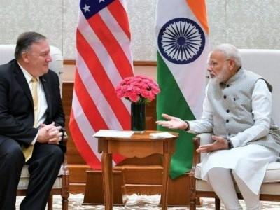 Pompeo, PM Modi meet to exchange views on key India-US strategic issues