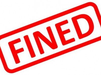 Udupi: Rs 1.43 lakh penalty collected