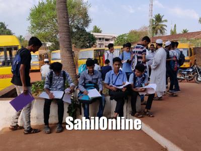 کرناٹک میں 25 جون سے شروع ہورہے ہیں ایس ایس ایل سی امتحانات؛ ہر امتحان گاہ میں صرف 18 طلبا کو بیٹھنے کی ہوگی سہولت؛ ایک گھنٹہ پہلے امتحان گاہ پہنچنا ضروری