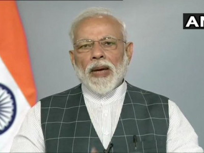 PM Modi meets top bureaucrats of key ministries