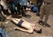 سرسی ندی میں تیرنے کے دوران المناک حادثہ؛ دو لڑکے جاں بحق