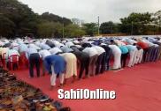 مینگلور میں پانی کی شدید قلت؛ بارش کے لئے ادا کی گئی خصوصی نماز