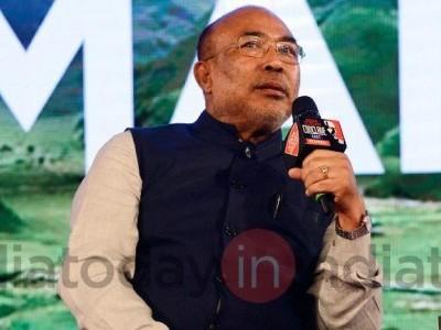 این پی ایف منی پور میں بی جے پی زیر قیادت حکومت سے حمایت واپس لے گی: نیومئی
