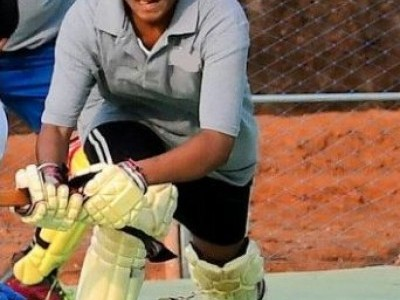 Kirthi selected for world roller hockey championship
