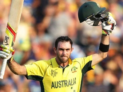 Maxwell keen to play a part with the ball in Australia's WC quest
