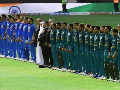 India-Pakistan matches are final matches because people mix politics: B Majumdar