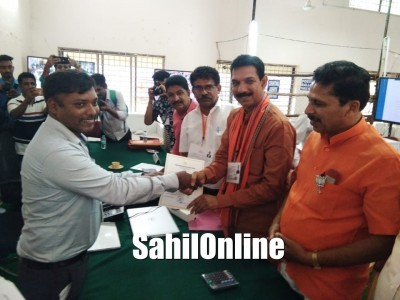 Hat-trick for Kateel; BJP wins Dakshina Kannada for eighth term