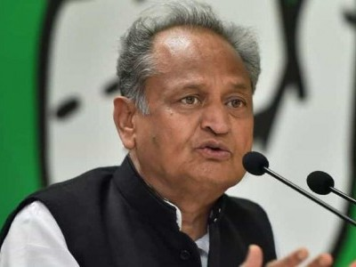 BJP trying to topple my govt but it is stable and will complete five-year term: Ashok Gehlot