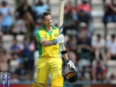 Steve Smith's hundred and clinical show by bowlers help Australia beat England in warm-up game
