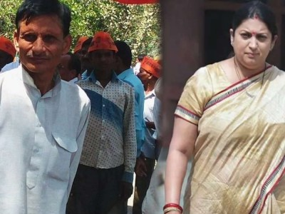 Smriti Irani's close aid, campaigner shot dead in Amethi
