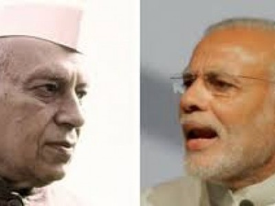 PM Modi recalls Nehru's contribution in nation building