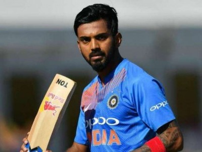 Pressure of replacing Dhoni behind wickets was immense: KL Rahul