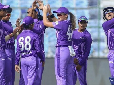 Velocity beat Trailblazers by 3 wickets to keep Women's T20 Challenge alive