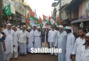 Peaceful rally marks Milad Un Nabi celebration in Bhatkal