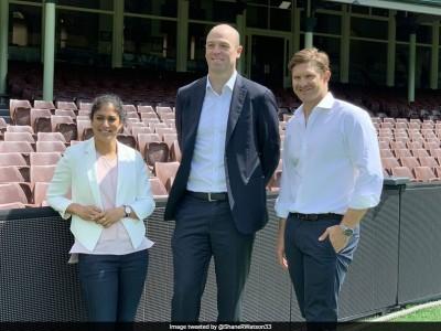Shane Watson appointed president of Australian Cricketers' Association