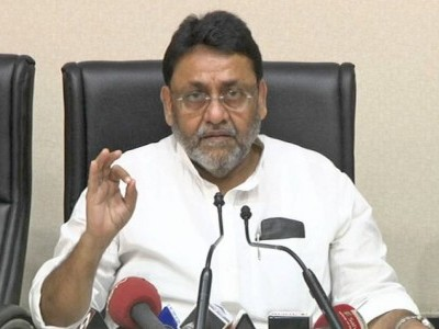 Govt can't be formed in Maha without Cong's support: NCP