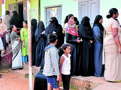 Nearly 60% polling in Mangaluru City Corporation elections