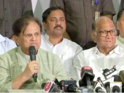 No decision on supporting Shiv Sena yet: NCP, Congress